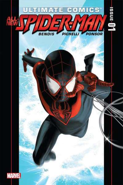 Ultimate Comics Spider-Man comic books