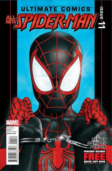 Ultimate Comics Spider-Man #11 Comic Books - Covers, Scans, Photos  in Ultimate Comics Spider-Man Comic Books - Covers, Scans, Gallery