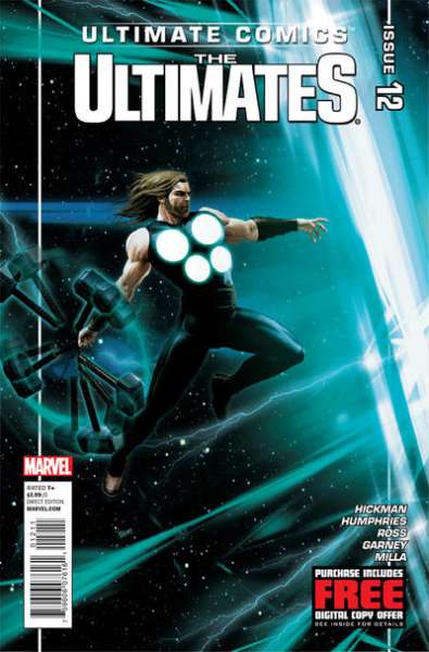 Ultimate Comics Ultimates #12 comic books for sale