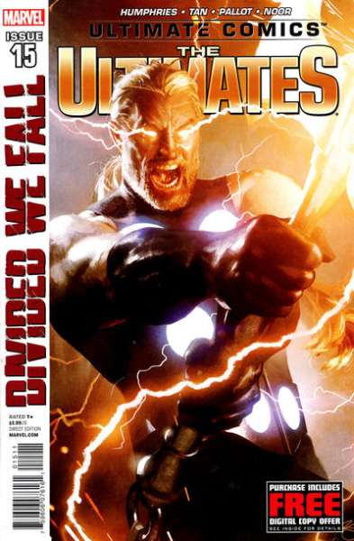 Ultimate Comics Ultimates #15 comic books for sale