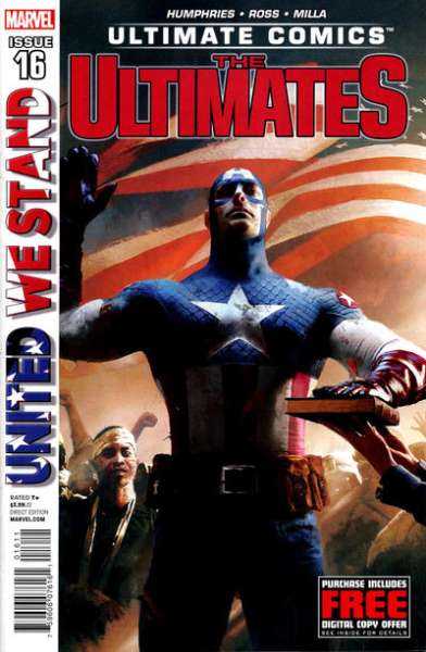 Ultimate Comics Ultimates #16 Comic Books - Covers, Scans, Photos  in Ultimate Comics Ultimates Comic Books - Covers, Scans, Gallery