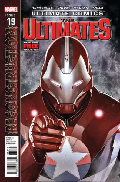 Ultimate Comics Ultimates #19 comic books for sale