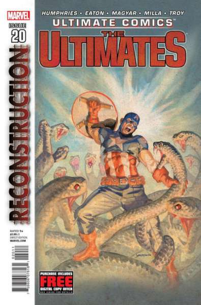 Ultimate Comics Ultimates #20 comic books for sale
