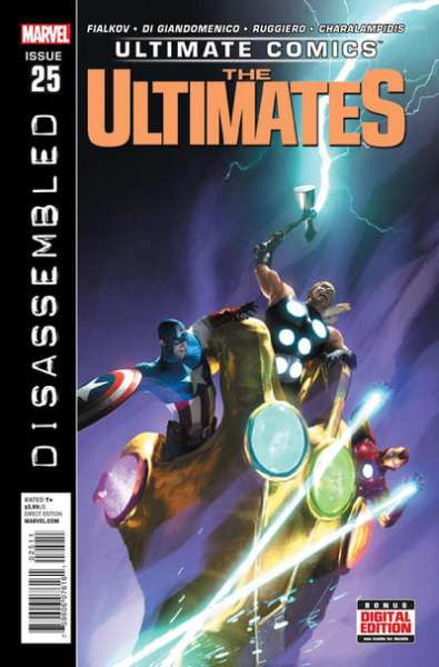 Ultimate Comics Ultimates #25 comic books for sale