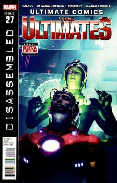Ultimate Comics Ultimates #27 comic books for sale