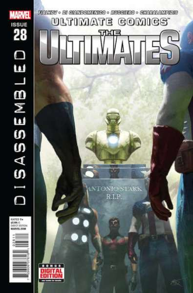Ultimate Comics Ultimates #28 Comic Books - Covers, Scans, Photos  in Ultimate Comics Ultimates Comic Books - Covers, Scans, Gallery