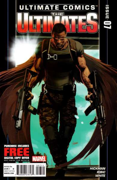 Ultimate Comics Ultimates #7 comic books for sale