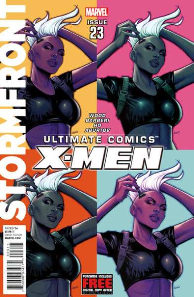 Ultimate Comics X-Men #23 comic books for sale
