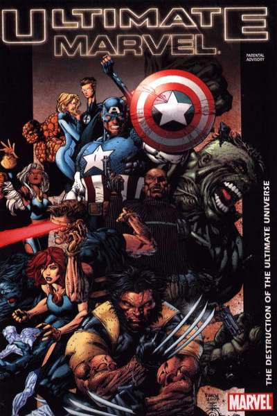 Ultimate Marvel Sampler #1 comic books for sale
