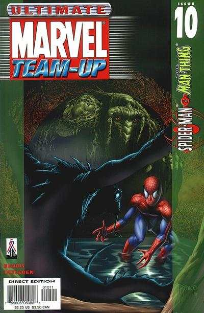 Ultimate Marvel Team-Up #10 comic books for sale