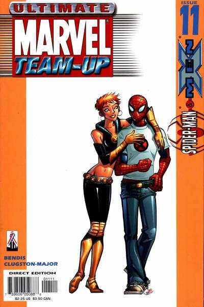 Ultimate Marvel Team-Up #11 comic books for sale