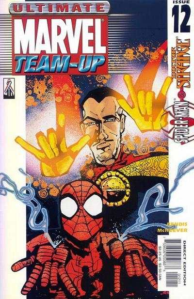 Ultimate Marvel Team-Up #12 comic books for sale