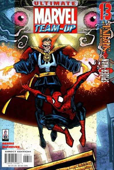Ultimate Marvel Team-Up #13 comic books for sale