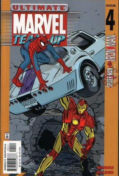 Ultimate Marvel Team-Up #4 comic books for sale