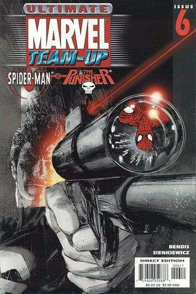 Ultimate Marvel Team-Up #6 comic books for sale