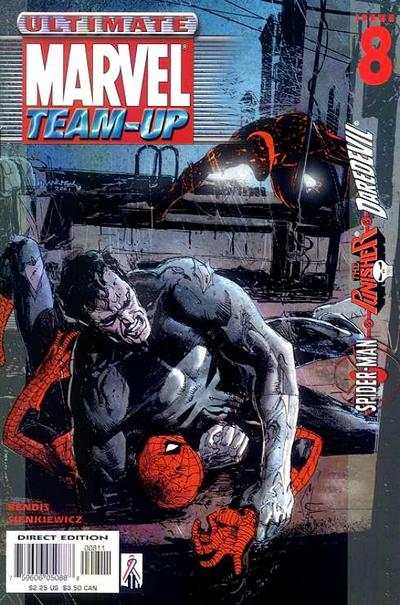 Ultimate Marvel Team-Up #8 comic books for sale