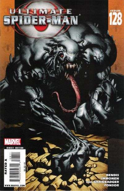 Ultimate Spider-Man #128 comic books for sale