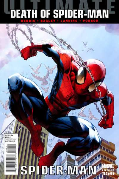 Ultimate Spider-Man #156 Comic Books - Covers, Scans, Photos  in Ultimate Spider-Man Comic Books - Covers, Scans, Gallery