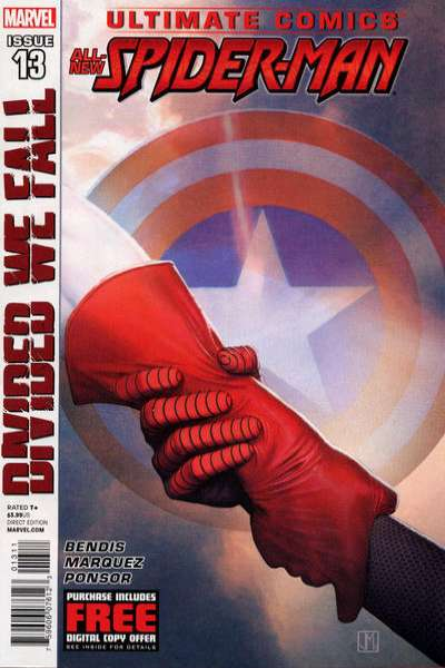 Ultimate Spider-Man #13 comic books - cover scans photos Ultimate Spider-Man #13 comic books - covers, picture gallery