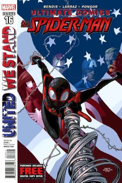 Ultimate Spider-Man #16 Comic Books - Covers, Scans, Photos  in Ultimate Spider-Man Comic Books - Covers, Scans, Gallery