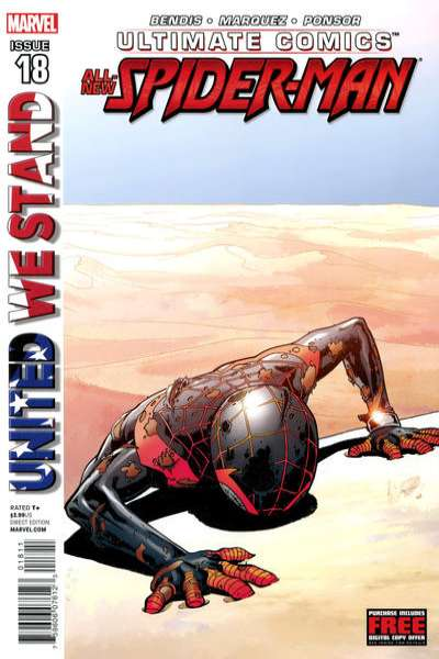 Ultimate Spider-Man #18 Comic Books - Covers, Scans, Photos  in Ultimate Spider-Man Comic Books - Covers, Scans, Gallery