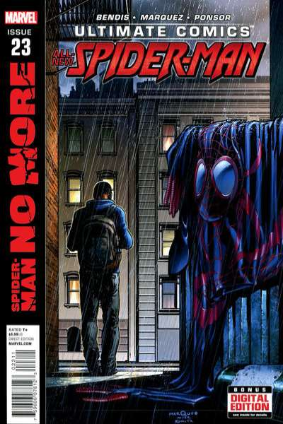 Ultimate Spider-Man #23 comic books - cover scans photos Ultimate Spider-Man #23 comic books - covers, picture gallery