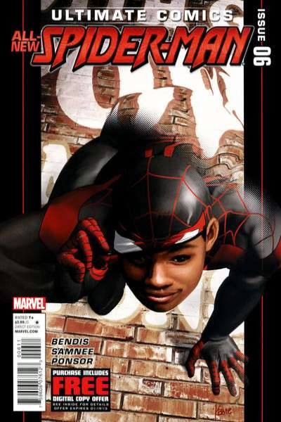 Ultimate Spider-Man #6 Comic Books - Covers, Scans, Photos  in Ultimate Spider-Man Comic Books - Covers, Scans, Gallery