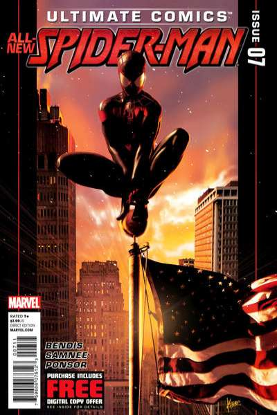 Ultimate Spider-Man #7 Comic Books - Covers, Scans, Photos  in Ultimate Spider-Man Comic Books - Covers, Scans, Gallery