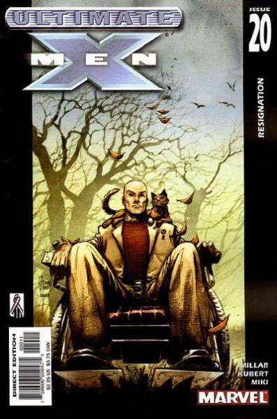 Ultimate X-Men #20 comic books for sale