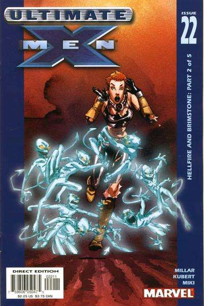 Ultimate X-Men #22 comic books for sale