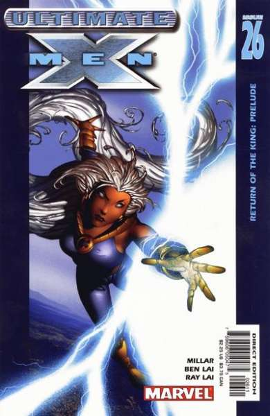 Ultimate X-Men #26 comic books for sale