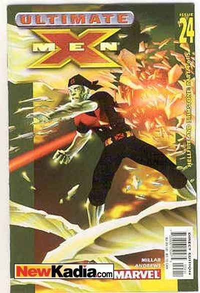 Ultimate X-Men #24 comic books for sale