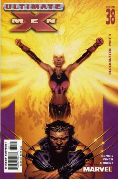 Ultimate X-Men #38 comic books for sale