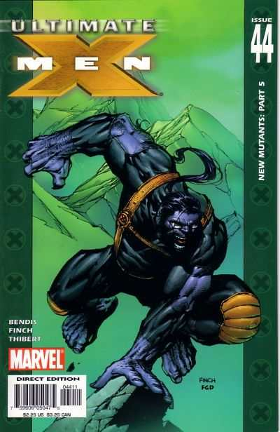 Ultimate X-Men #44 comic books for sale