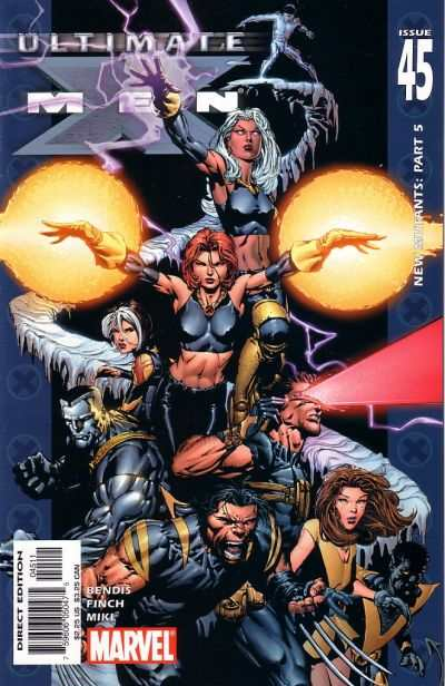 Ultimate X-Men #45 comic books for sale