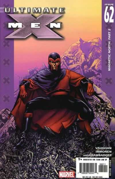Ultimate X-Men #62 comic books for sale