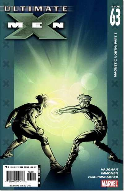 Ultimate X-Men #63 comic books for sale