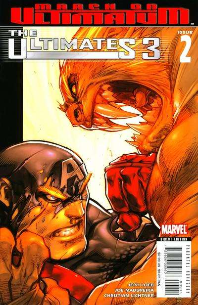 Ultimates 3 #2 comic books for sale