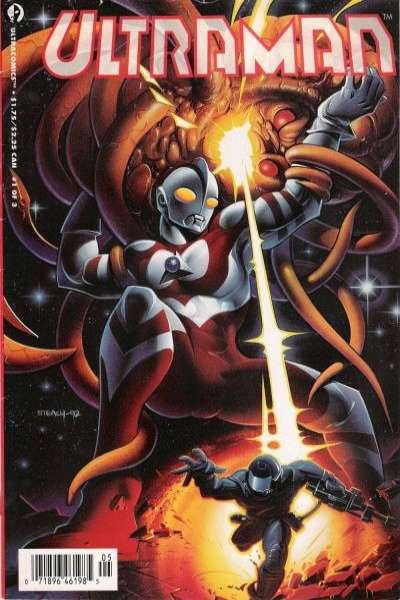Ultraman #1 Comic Books - Covers, Scans, Photos  in Ultraman Comic Books - Covers, Scans, Gallery