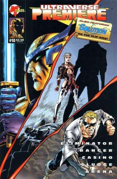 Ultraverse Premiere #10 Comic Books - Covers, Scans, Photos  in Ultraverse Premiere Comic Books - Covers, Scans, Gallery