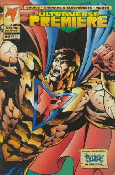 Ultraverse Premiere #8 Comic Books - Covers, Scans, Photos  in Ultraverse Premiere Comic Books - Covers, Scans, Gallery