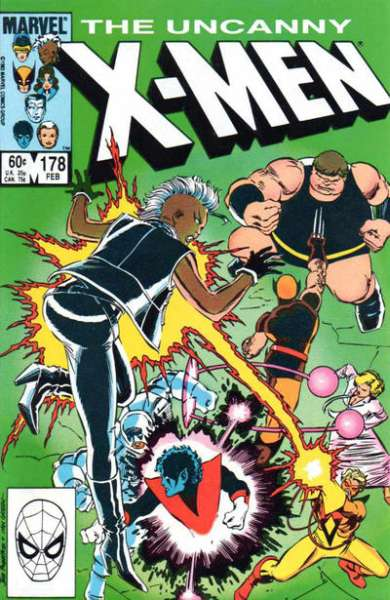 Uncanny X-Men #178 Comic Books - Covers, Scans, Photos  in Uncanny X-Men Comic Books - Covers, Scans, Gallery
