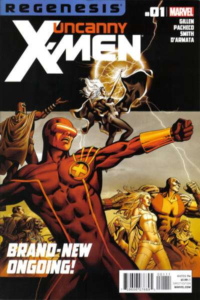 Uncanny X-Men #1 Comic Books - Covers, Scans, Photos  in Uncanny X-Men Comic Books - Covers, Scans, Gallery