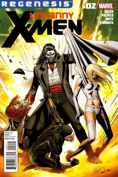 Uncanny X-Men #2 Comic Books - Covers, Scans, Photos  in Uncanny X-Men Comic Books - Covers, Scans, Gallery