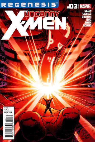 Uncanny X-Men #3 Comic Books - Covers, Scans, Photos  in Uncanny X-Men Comic Books - Covers, Scans, Gallery