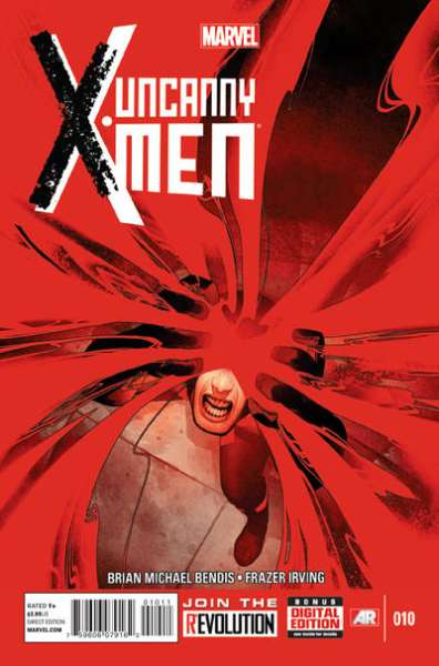 Uncanny X-Men #10 comic books - cover scans photos Uncanny X-Men #10 comic books - covers, picture gallery
