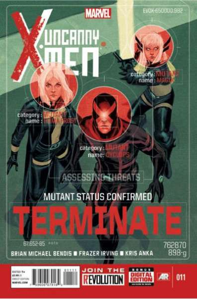 Uncanny X-Men #11 Comic Books - Covers, Scans, Photos  in Uncanny X-Men Comic Books - Covers, Scans, Gallery