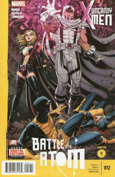Uncanny X-Men #12 comic books - cover scans photos Uncanny X-Men #12 comic books - covers, picture gallery