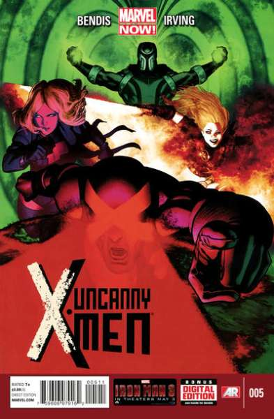 Uncanny X-Men #5 Comic Books - Covers, Scans, Photos  in Uncanny X-Men Comic Books - Covers, Scans, Gallery