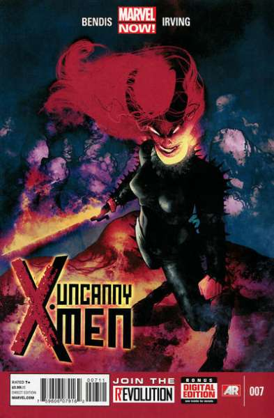 Uncanny X-Men #7 comic books - cover scans photos Uncanny X-Men #7 comic books - covers, picture gallery